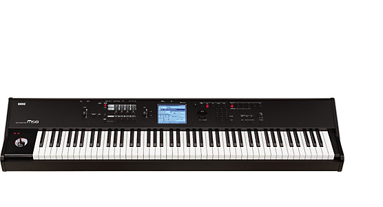 KORG M50 88-Key Keyboard