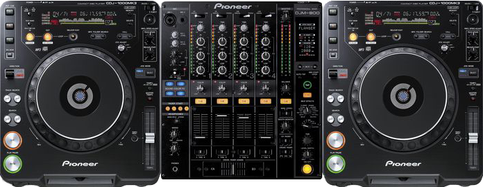 pioneer-cdjs-and-pioneer-djm-600-mixer11